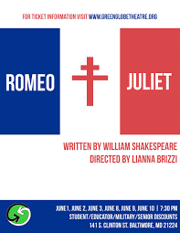 Maryland Pink And Green Wordless Romeo And Juliet At The Green Globe Theatre Theatrebloom