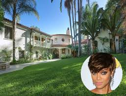 spanish colonial homes tyra banks selling romantic spanish colonial in beverly hills