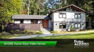 split level house with front porch split level homes designs features characteristics