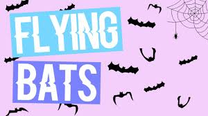 halloween document background flying bats green screen animation for titles halloween series