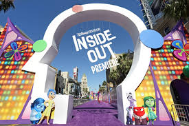 inside out movie premiere los angeles event production