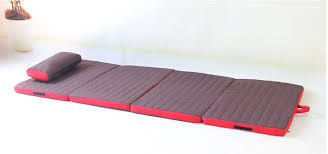 Folding Cushion Bed Collection In Folding Cushion Bed With Dproof Cushion Folding