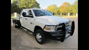 2012 Dodge 3500 Truck Accessories - 2012 ram 3500 4x4 cm hauler bed ranch hand bumper 100 gallon