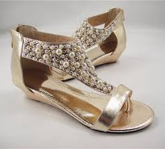 wedding shoes for girl pearl bridal shoes pearls sandals wedge wedding shoes beaded
