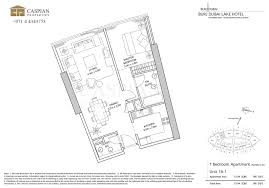 the address residence lake hotel floor plans