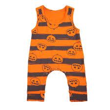 halloween pumpkin halloween pumpkin romper your baby u0027s closet