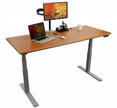 Adjustable Height Workstation Desk by Imovr Thermodesk Uptown Adjustable Height Desk Review