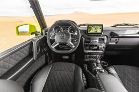 mercedes benz g class white interior 17 reasons the g500 4x4 squared is the most badass benz you might