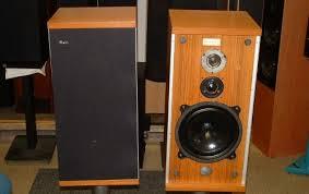 B W Bookshelf Speakers For Sale Heard Some Vintage B U0026 W