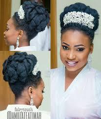 nigeria wedding hair style 6 classy natural hairstyles for nigerian brides kamdora