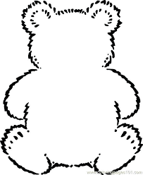 free printable teddy bear coloring pages beautiful teddy bear