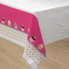 party table covers cupcake party table cover