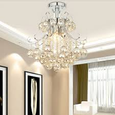 Chrome Crystal Chandelier by Online Get Cheap Mini Crystal Chandelier Aliexpress Com Alibaba