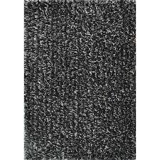 Shag Rug Charcoal 5x7 Shag Rug 164 Cchar 57 Afw