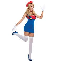Mario Costumes Halloween Mario Halloween Costumes Halloween Costume Women Mario Costume