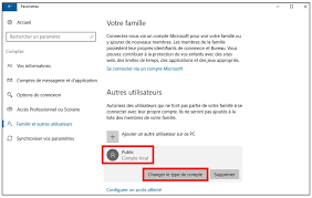 Jaux La Brasserie Au Bureau Dans Les Locaux 07 Créer Un Compte Utilisateur Windows 10 Local Sans Compte