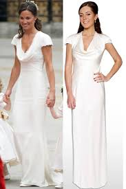 get pippa middleton u0027s bridesmaids dress for just 170