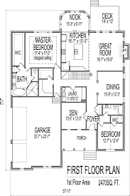traditional floor plans house design and floor plans one story two bedroom traditional