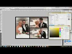 How To Make A Wedding Album How To Make A Wedding Invitation Card Usng Photoshop Youtube
