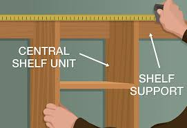 How To Install A Pantry Cabinet How To Build A Closet Organizer At The Home Depot