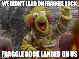 Fraggle Rock Meme - fraggle history month imgflip