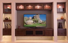 custom media walls u0026 entertainment centers tcd phoenix