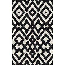 Geometric Area Rug by Black And Beige Area Rugs Roselawnlutheran