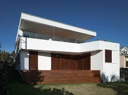 home design beautiful white facade green house design