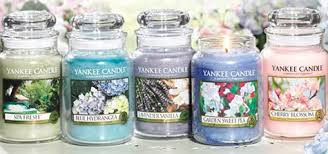 yankee candle 2009 scents bath and collector
