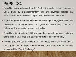 Pepsi Blind Taste Test Coke Vs Pepsi Ppt