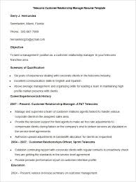 General Manager Resume Template Customer Service Manager Resumes Resume Template And