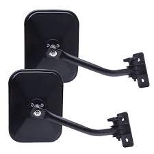 jeep wrangler mirrors aliexpress com buy 4x4 safari mirrors for jeep wrangler pair