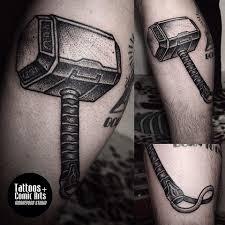 monkey bob tattoo thor hammer vince pinterest thors hammer