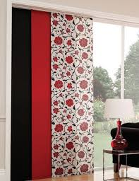 Fabric Blinds For Sliding Doors 9 Best Panel Blinds Images On Pinterest Room Dividers Panel