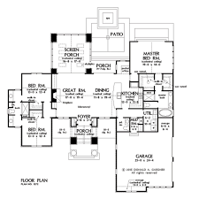 house plan the clearlake by donald a gardner architects