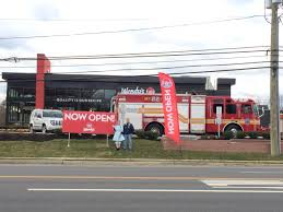 wendys thanksgiving hours fire department involved in wendy u0027s ribbon cutting