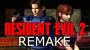 resident evil 2 remake announced official news capcom youtube