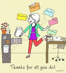 history of administrative professionals day small business