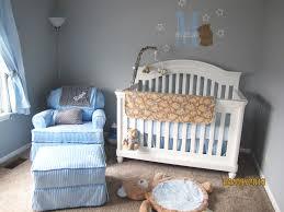 mason u0027s grey u0026 blue classic teddy bear nursery project nursery