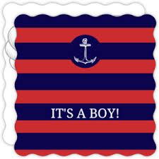 baby boy shower invites nautical baby shower invitations