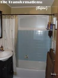 Can You Paint Bathroom Wall Tile How To Refinish Ceramic Tile Kitchens Paint Ceramic Tiles And