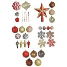 martha stewart living frosted traditions assorted shatter
