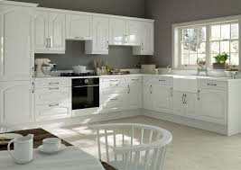 Westfield High Gloss White Kitchen Doors From  Made To Measure - White gloss kitchen cabinets
