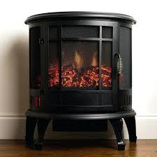 com moda flame richmond 22 inch curved electric fireplace free standing free standing gas stove heater