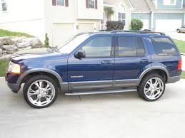 2004 ford explorer rims sson7 2004 ford explorer specs photos modification info at