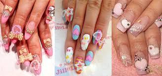 12 amazing 3d heart nail art designs ideas trends u0026 stickers