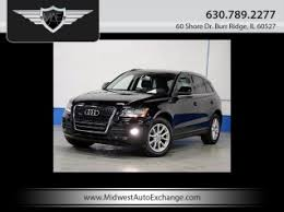 audi downers grove used audi q5 for sale in downers grove il 181 used q5 listings