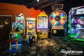 game room at the universal u0027s cabana bay beach resort oyster com