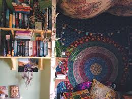 Hippie Bedroom Decor by Bedroom Boho Room Rooms Interior Design Hippie