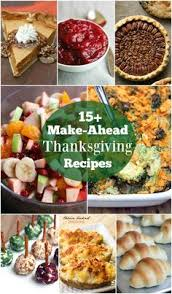 stress free thanksgiving meal plan use a combination of make